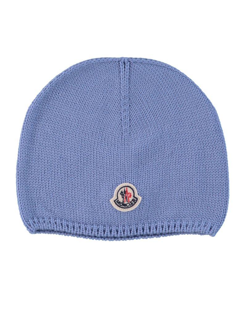 MONCLER MONCLER TODDLER BOYS HAT - Designer Kids Wear 9b8a2049ea4f