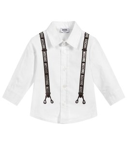 MOSCHINO BABY BOYS SHIRT