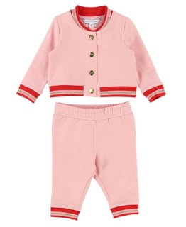 LITTLE MARC JACOBS BABY GIRLS TRACK SUIT