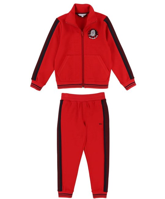 LITTLE MARC JACOBS LITTLE MARC JACOBS BOYS JOGGING SUIT