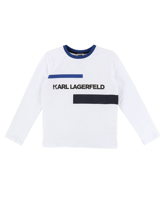 KARL LAGERFELD KIDS KARL LAGERFELD KIDS BOYS SHIRT