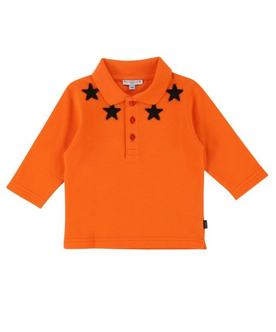 GIVENCHY GIVENCHY BABY BOYS POLO