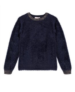 LILI GAUFRETTE GIRLS SWEATER