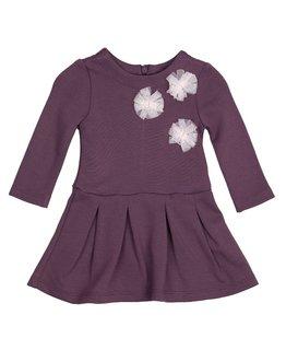 LILI GAUFRETTE BABY GIRLS DRESS