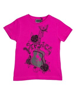 YOUNG VERSACE GIRLS TOP