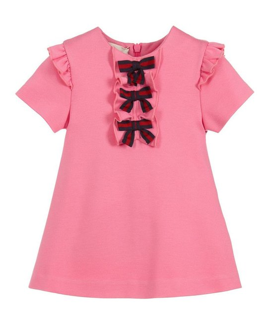 GUCCI GUCCI BABY GIRLS DRESS