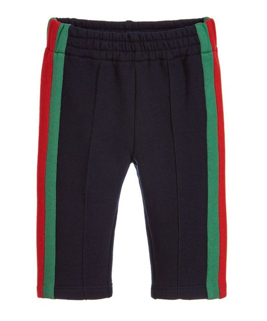 GUCCI GUCCI BABY BOYS JOGGING PANTS