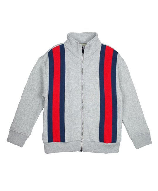 GUCCI GUCCI BOYS ZIP SWEATER