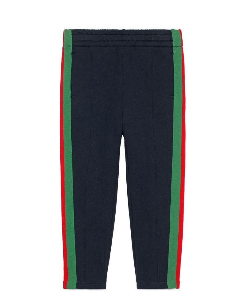d4d5616ec47 GUCCI GUCCI BOYS JOGGING PANTS - Designer Kids Wear