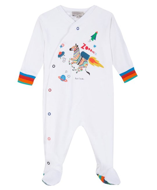 PAUL SMITH JUNIOR PAUL SMITH JUNIOR  BABY BOYS ONESIE