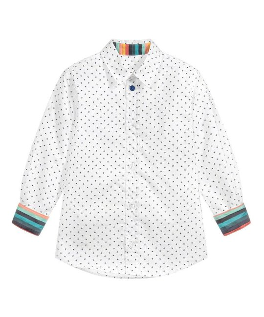 PAUL SMITH JUNIOR PAUL SMITH JUNIOR BOYS SHIRT