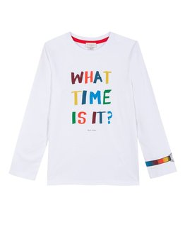 PAUL SMITH JUNIOR BOYS TOP