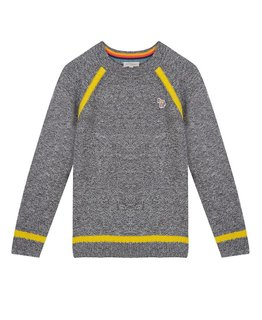 PAUL SMITH JUNIOR BOYS SWEATER