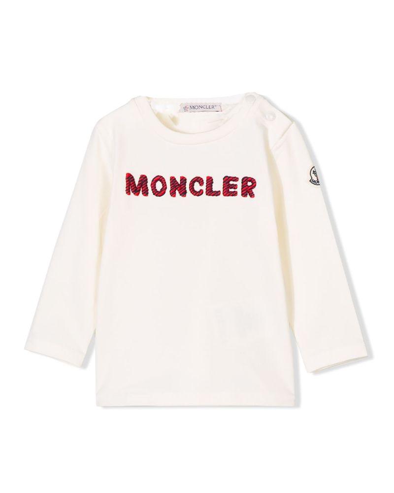 3977cff6731b MONCLER MONCLER BABY BOYS TOP - Designer Kids Wear