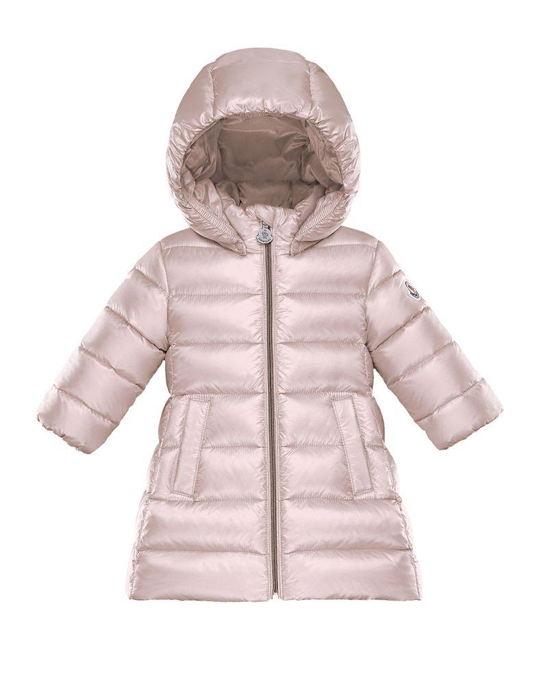 cf66460d788b MONCLER MONCLER BABY GIRLS MAJEURE JACKET - Designer Kids Wear
