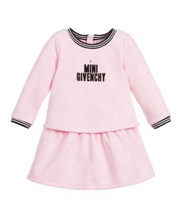 GIVENCHY BABY GIRLS DRESS