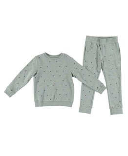 STELLA MCCARTNEY KIDS GIRLS JOGGING SUIT