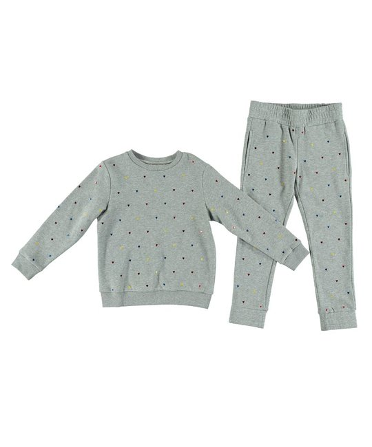 STELLA MCCARTNEY KIDS STELLA MCCARTNEY KIDS GIRLS JOGGING SUIT