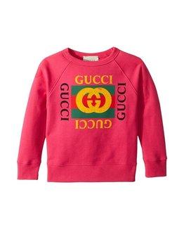 GUCCI BABY GIRLS SWEATSHIRT