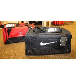 Duffel bag NIKE Red