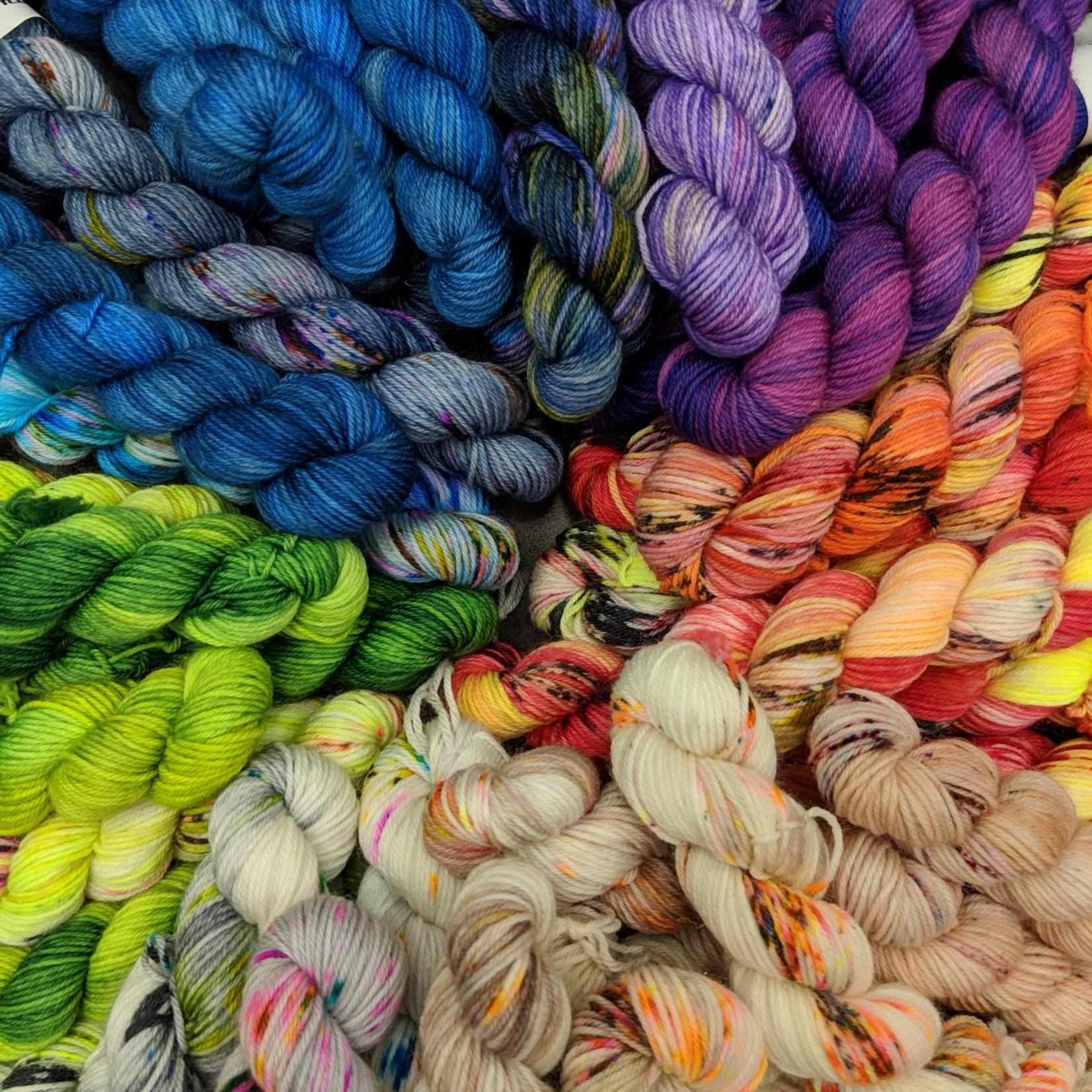 Stitch Together Stitch Together Mini Skein