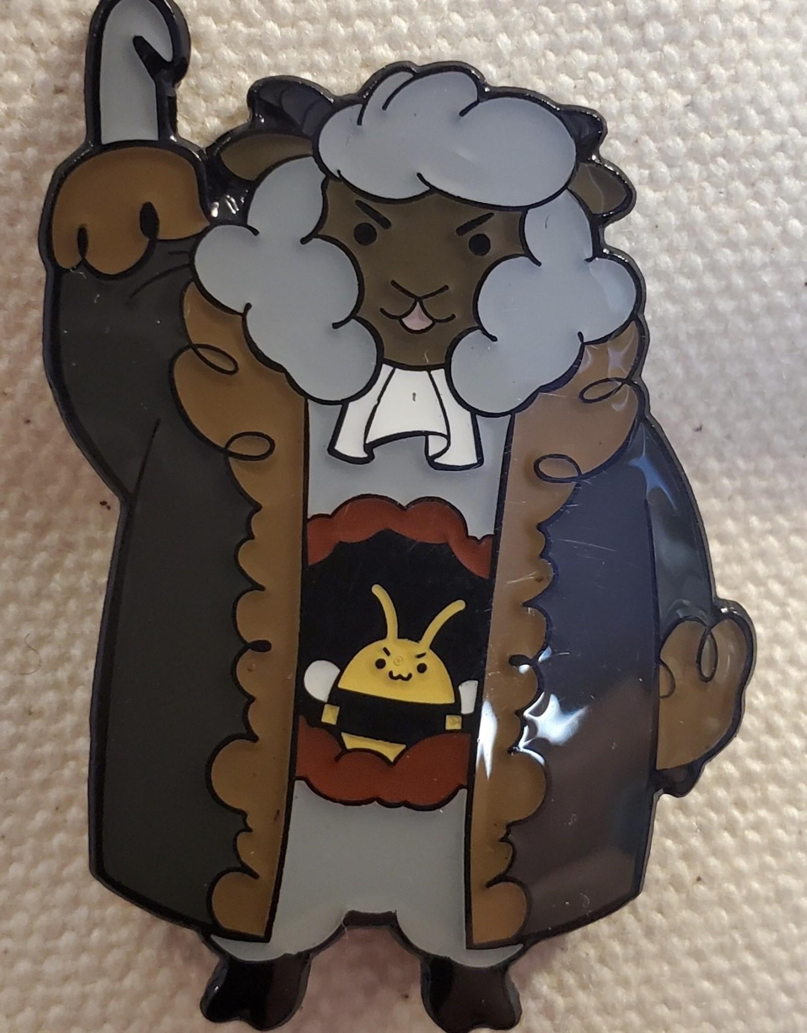 Candyram Sheepie Enamel Pin