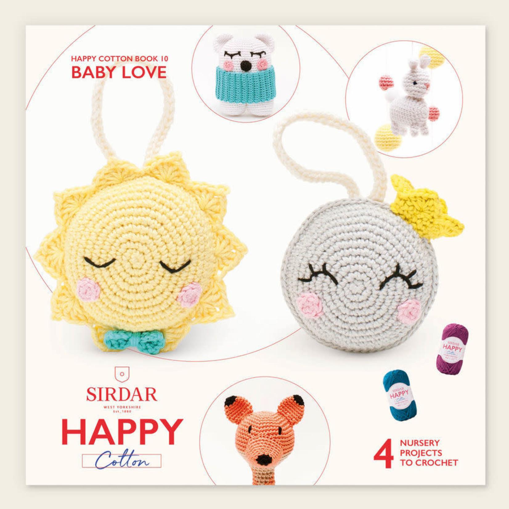 Sirdar Happy Cotton Book