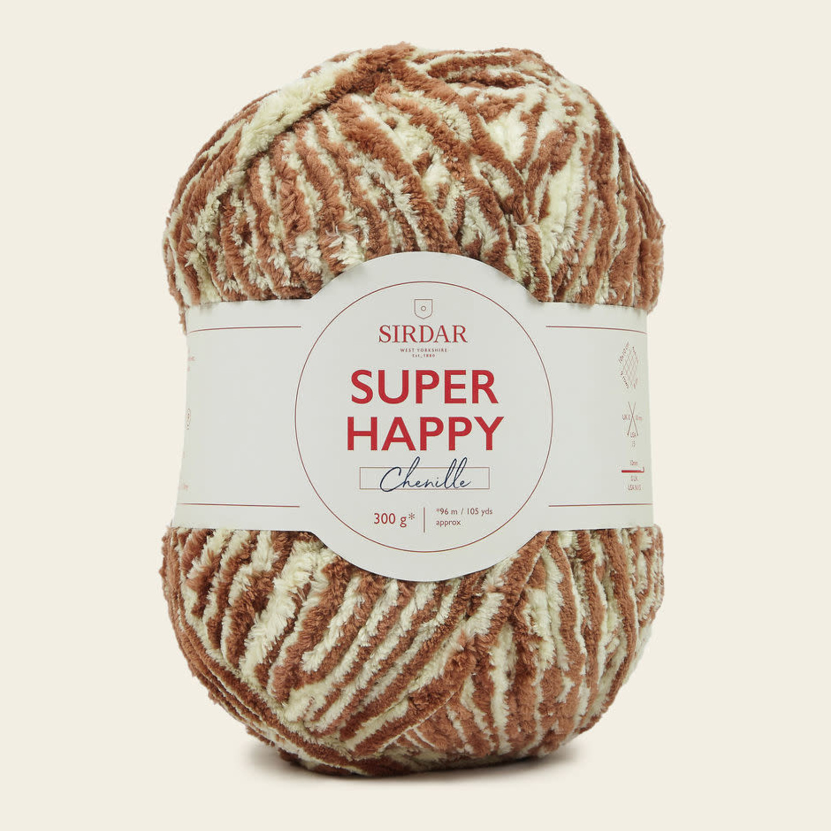 Sirdar Super Happy Chenille