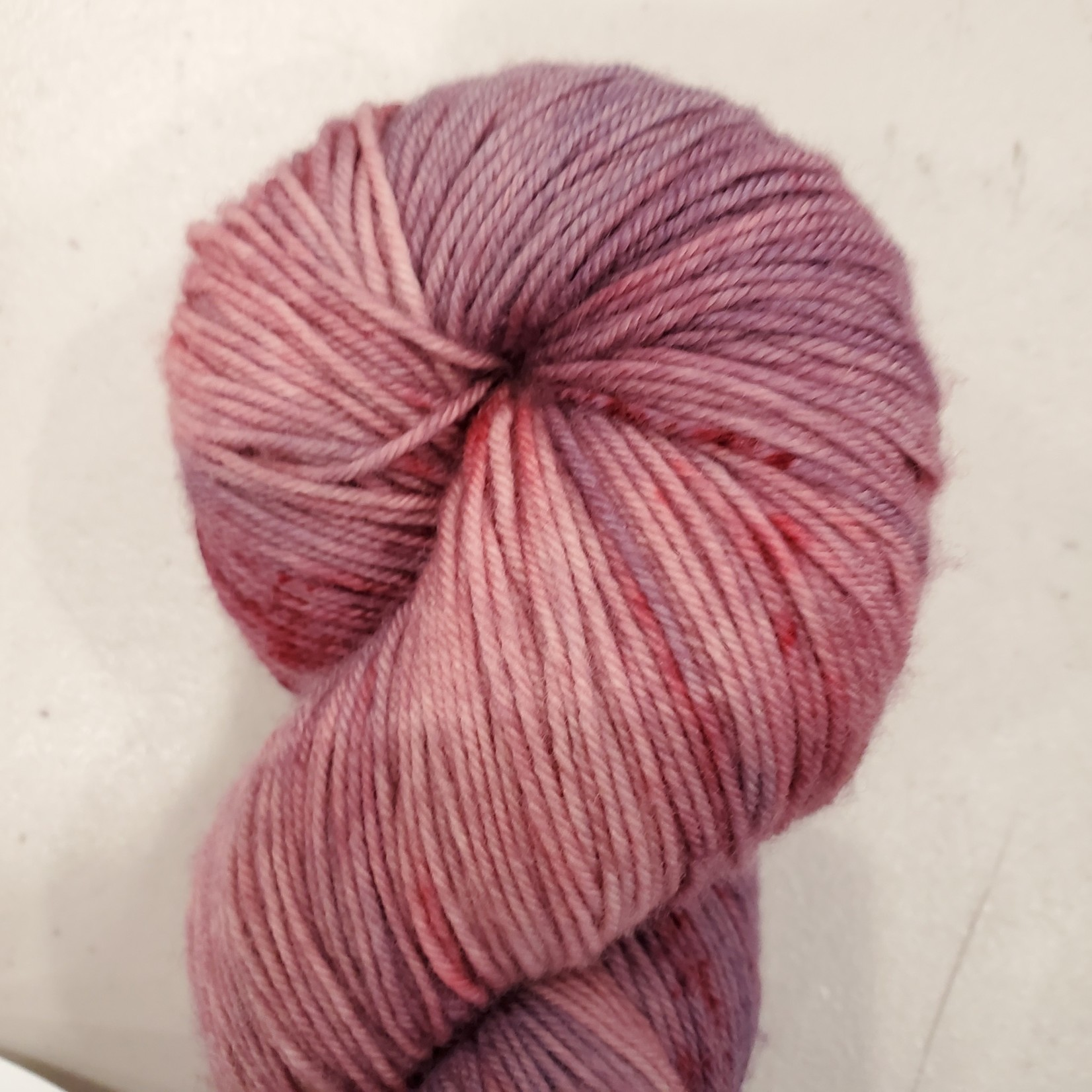 Knit Girl Yarns 4-ply sock ~