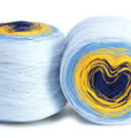 Concentric Cotton ~