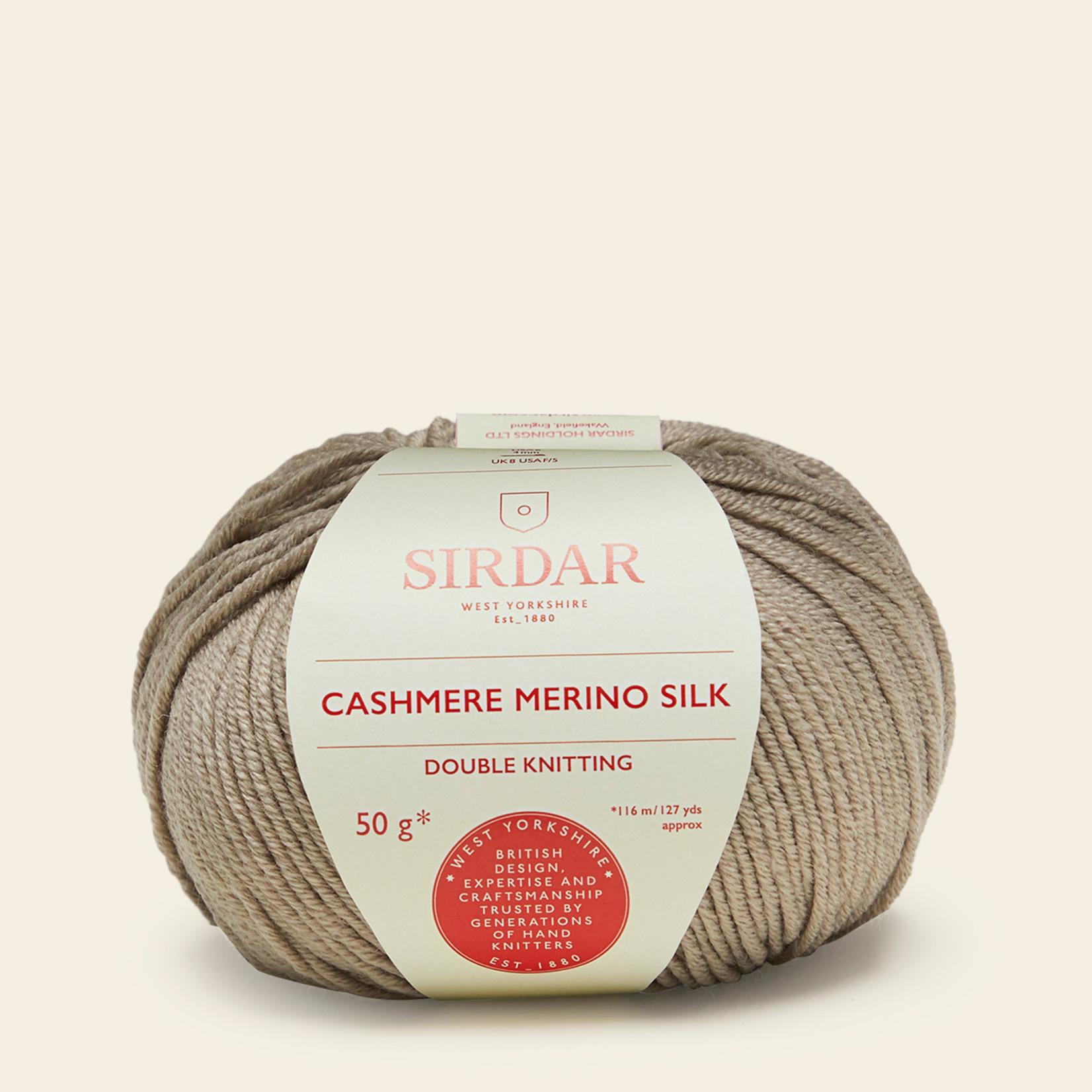 Sirdar Cashmere Merino Silk DK