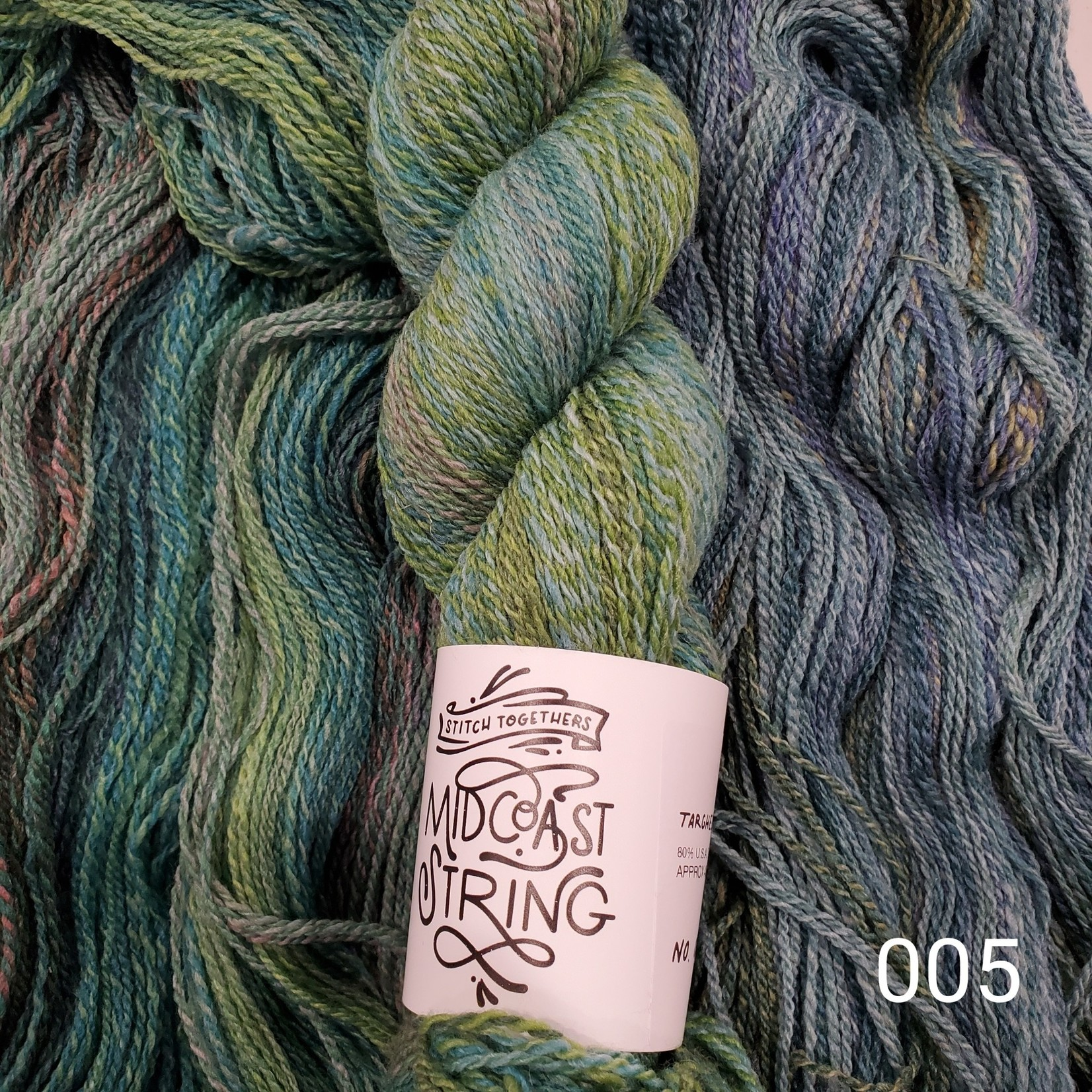 Stitch Together Midcoast String