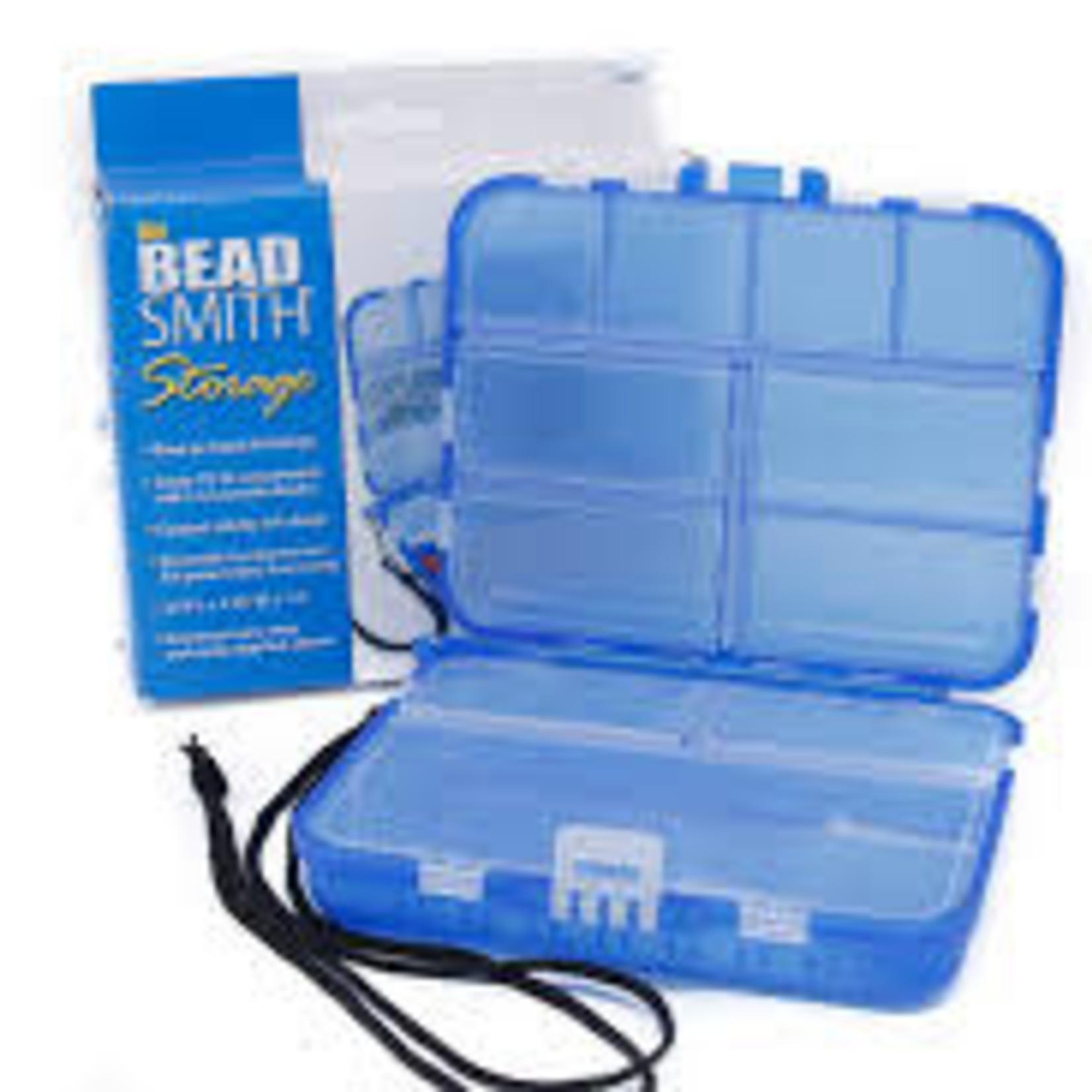 Blue Mini Storage Case