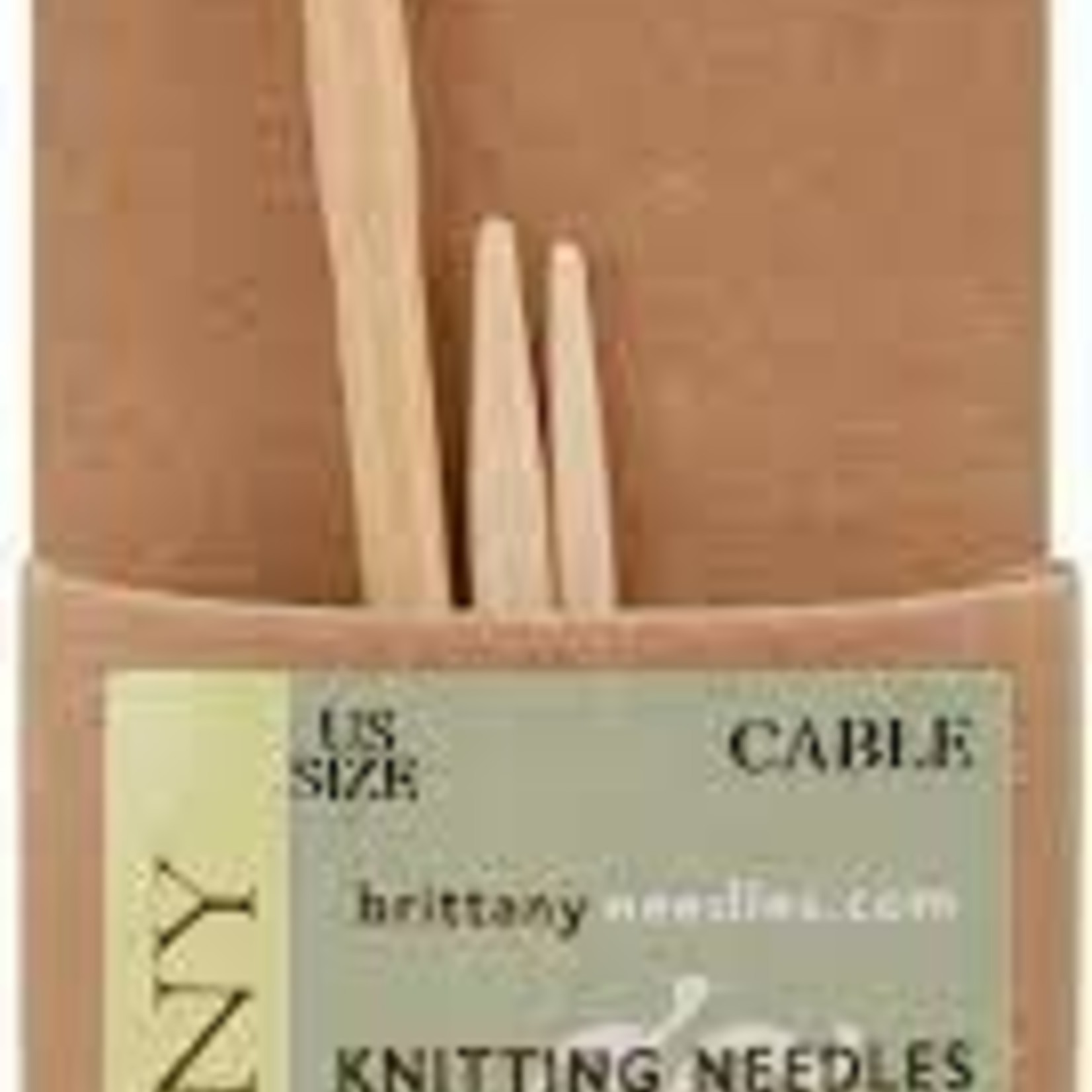 Brittany Cable Needles (413)