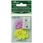 Clover Quick Locking Stitch Markers (Large)