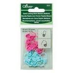 Clover Quick Locking Stitch Markers (Medium)