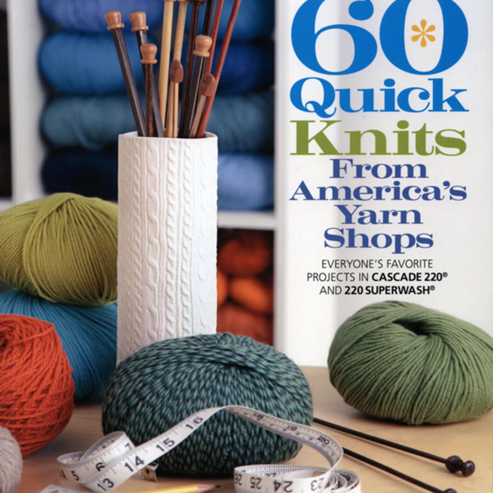 Cascade Yarns 60 Quick Books
