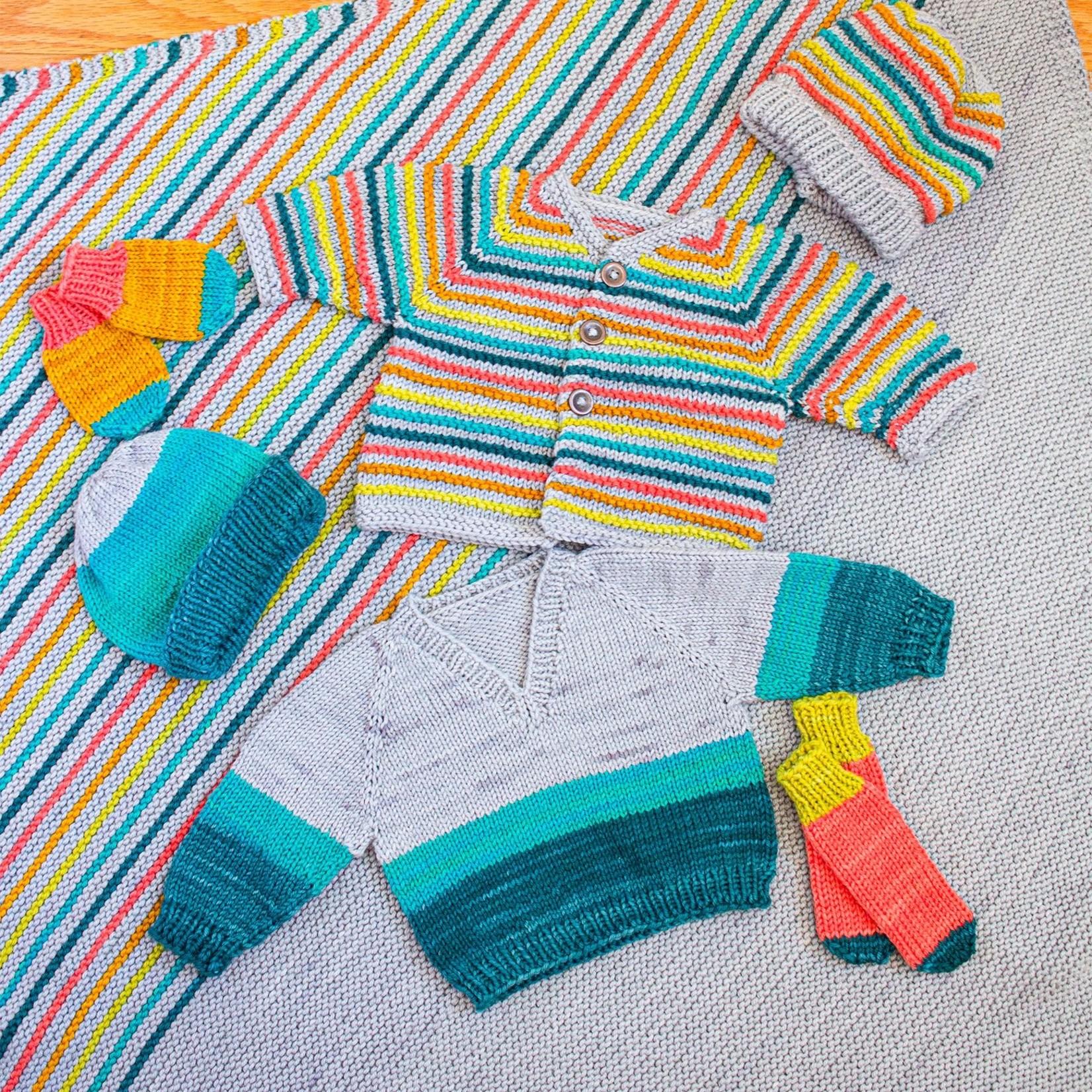 Manos del Uruguay Manos Baby Brights Collection