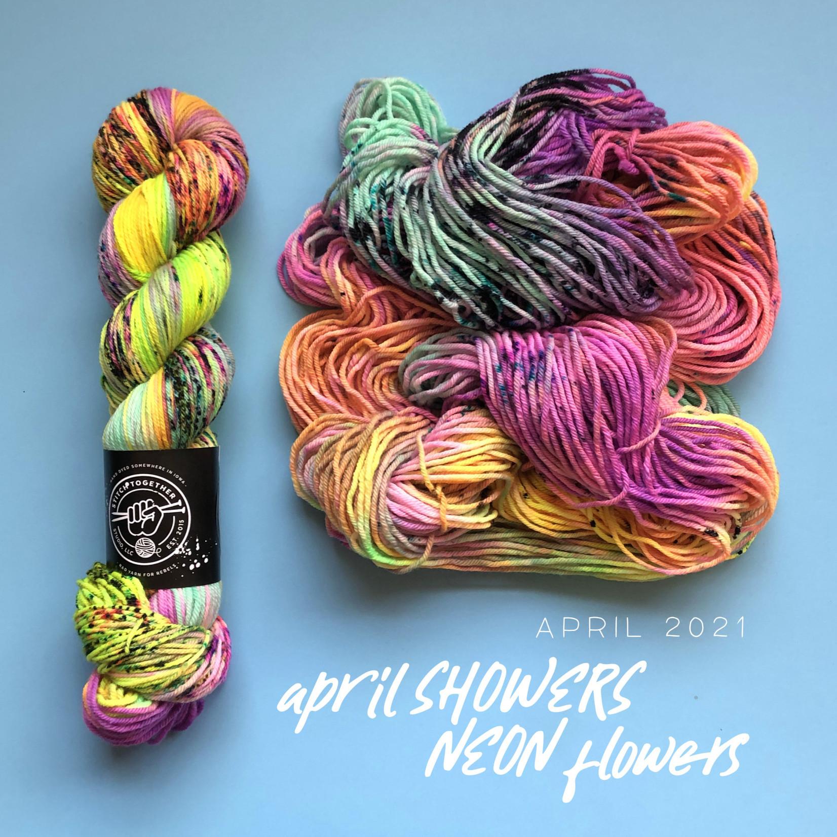 Stitch Together Stitch Dreamy DK Monthly