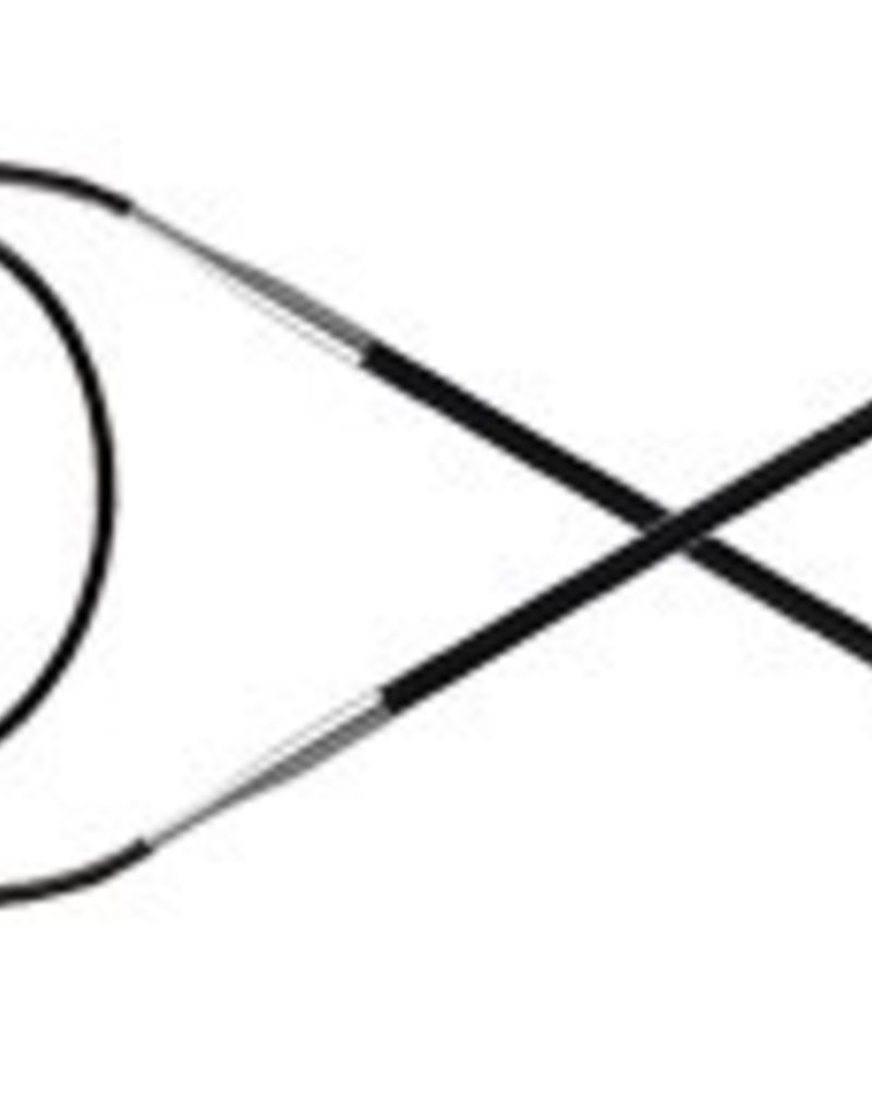 Knitter's Pride 1 Karbonz Circular 40