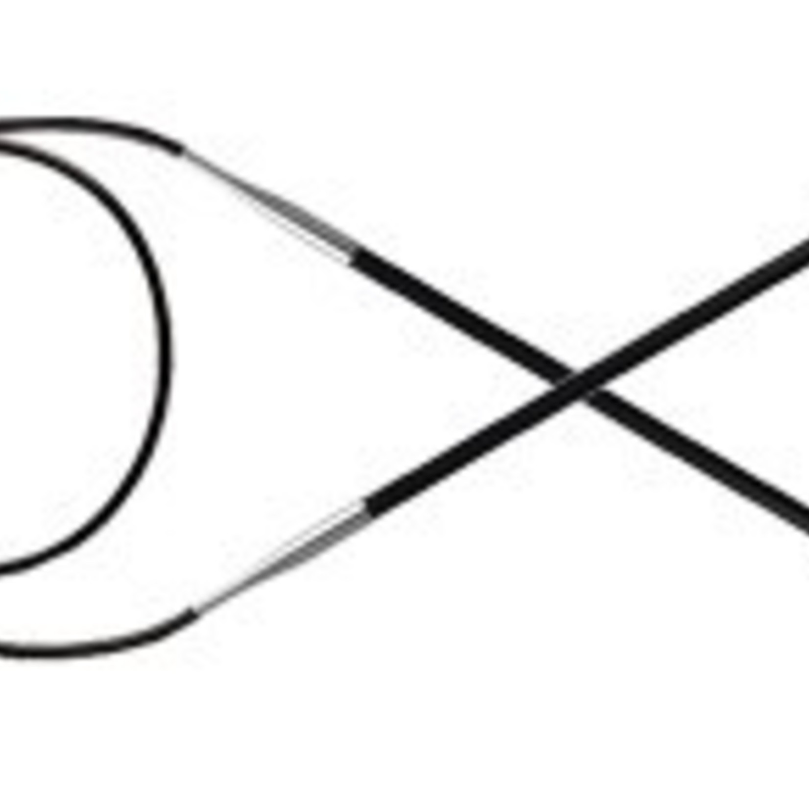 Knitter's Pride 2.5 Karbonz Circular 32