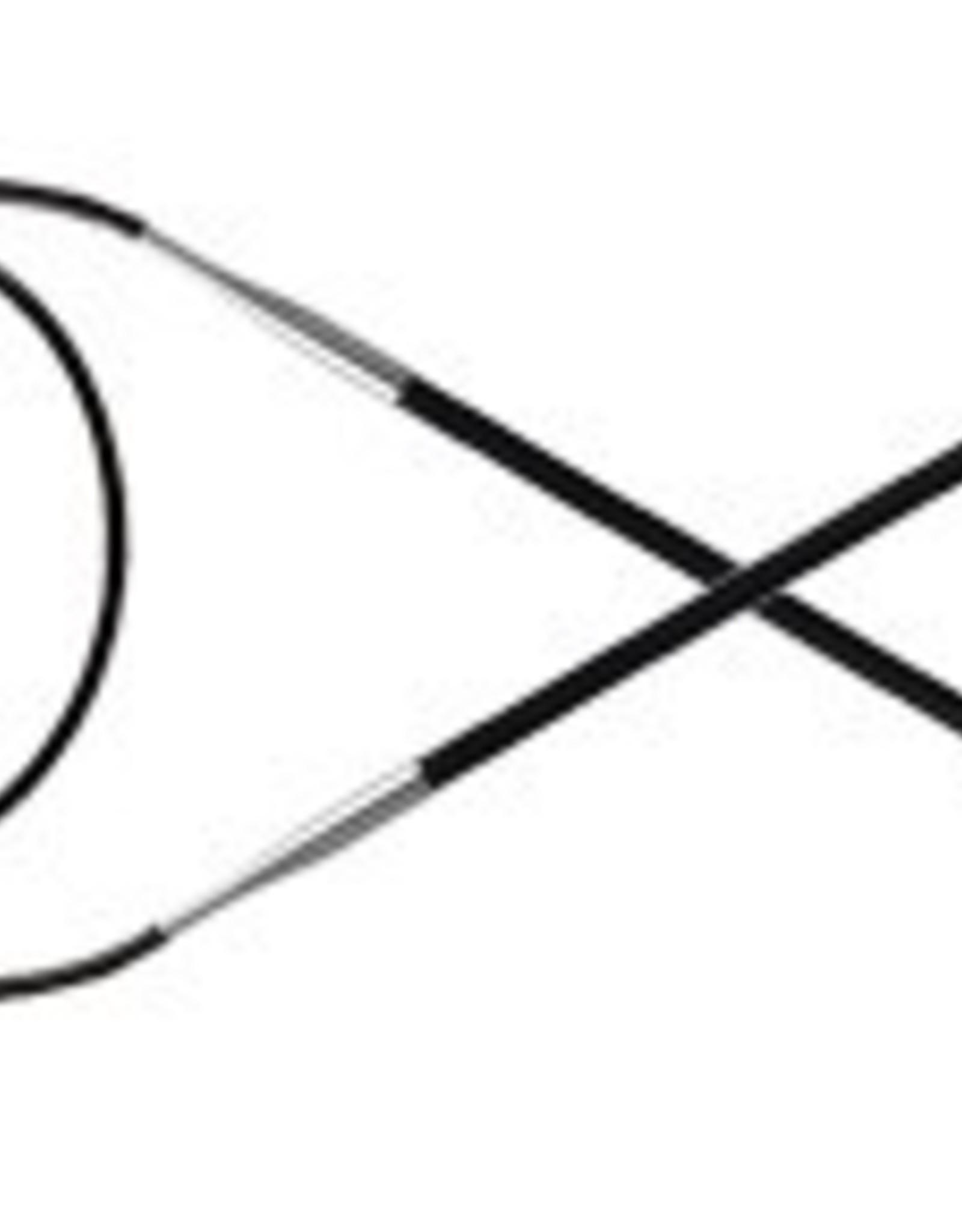 Knitter's Pride 9 Karbonz Circular 32