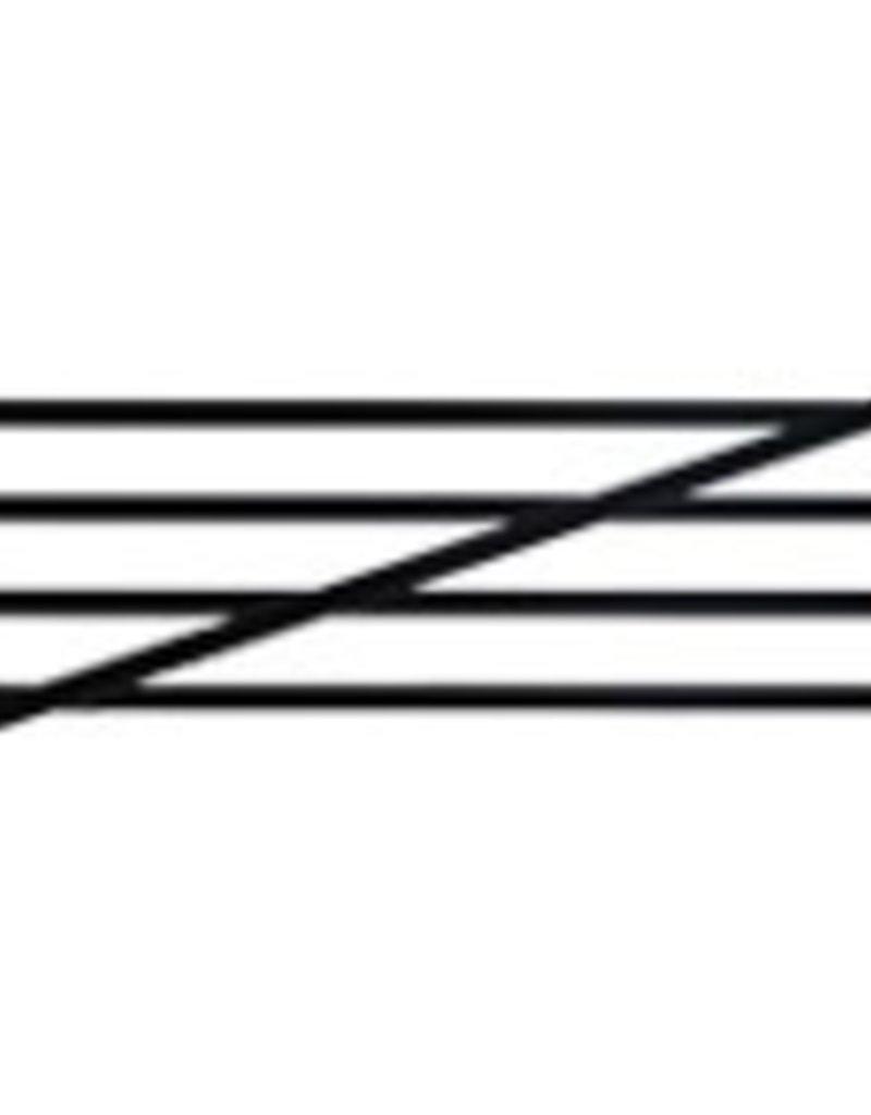 Knitter's Pride 1.5 Karbonz DPN 6