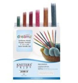"Knitter's Pride Dreamz 6"" DPN Set"