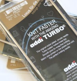 "Addi Circular 10 47"" Turbo"