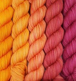 SweetGeorgia Tough Love Party of Five Jellybean