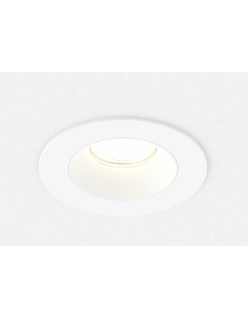 Zaniboni Luna 1 Round Trimmed Fixed downlight