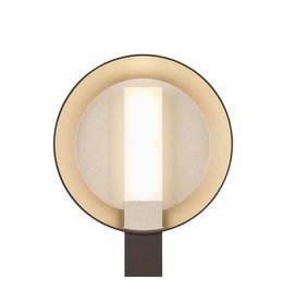 Tech Lighting Refuge Round Outdoor Wall Sconce LED