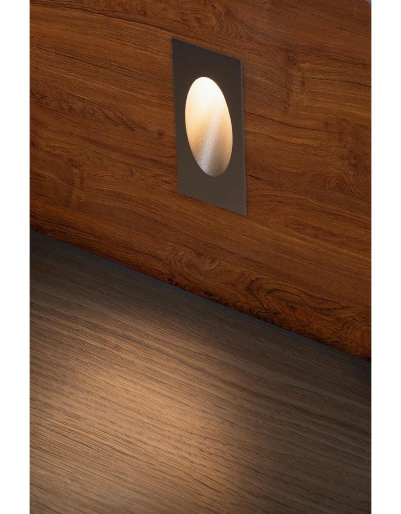 Aldabra Eclips 30 Rectangular Asymmetric StepLight