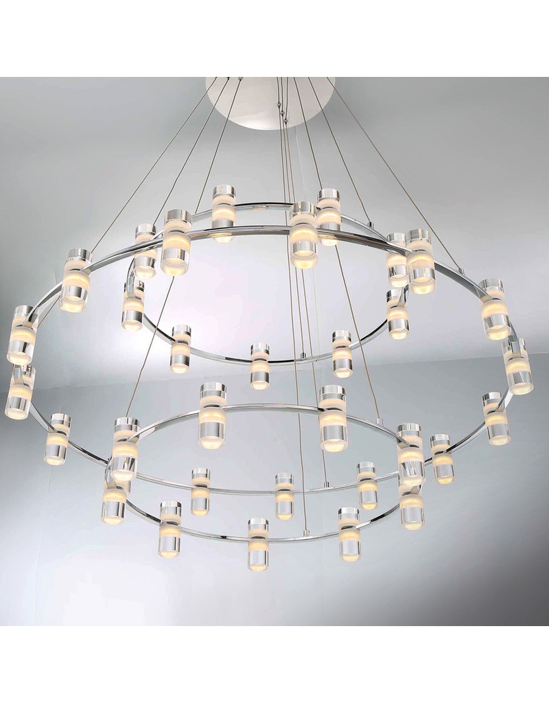 Eurofase Large LED chandelier